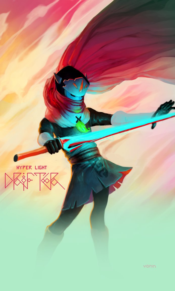 how to download hyper light drifter for free