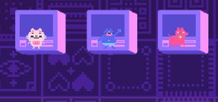 Hacking dans un monde pastel