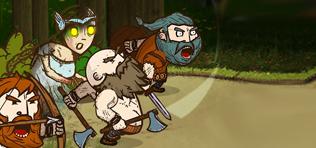 Posséder des vikings et combattre