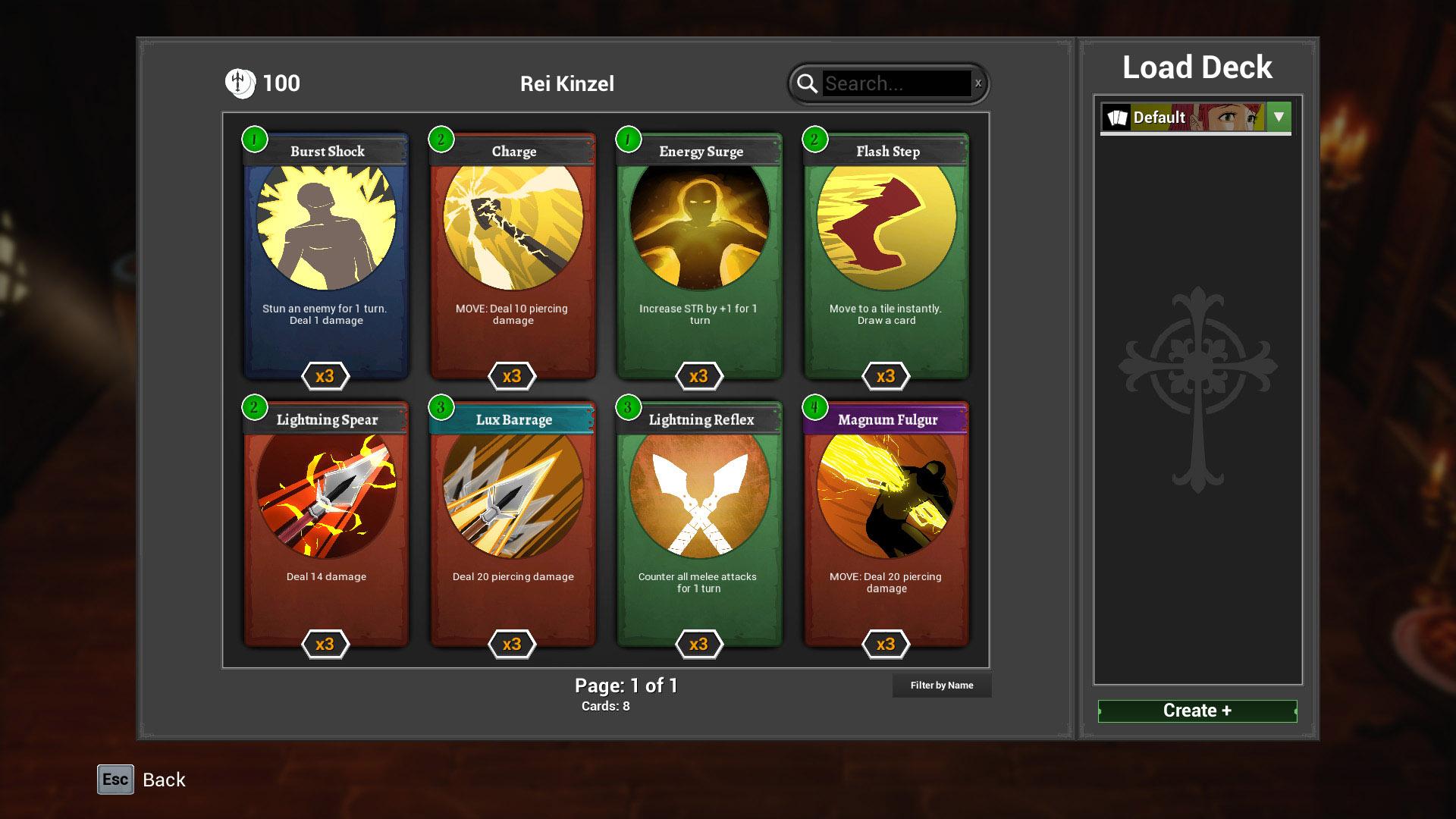 Grand Guilds Un Tactical Rpg Avec Un Systeme De Cartes De Combat En Financement