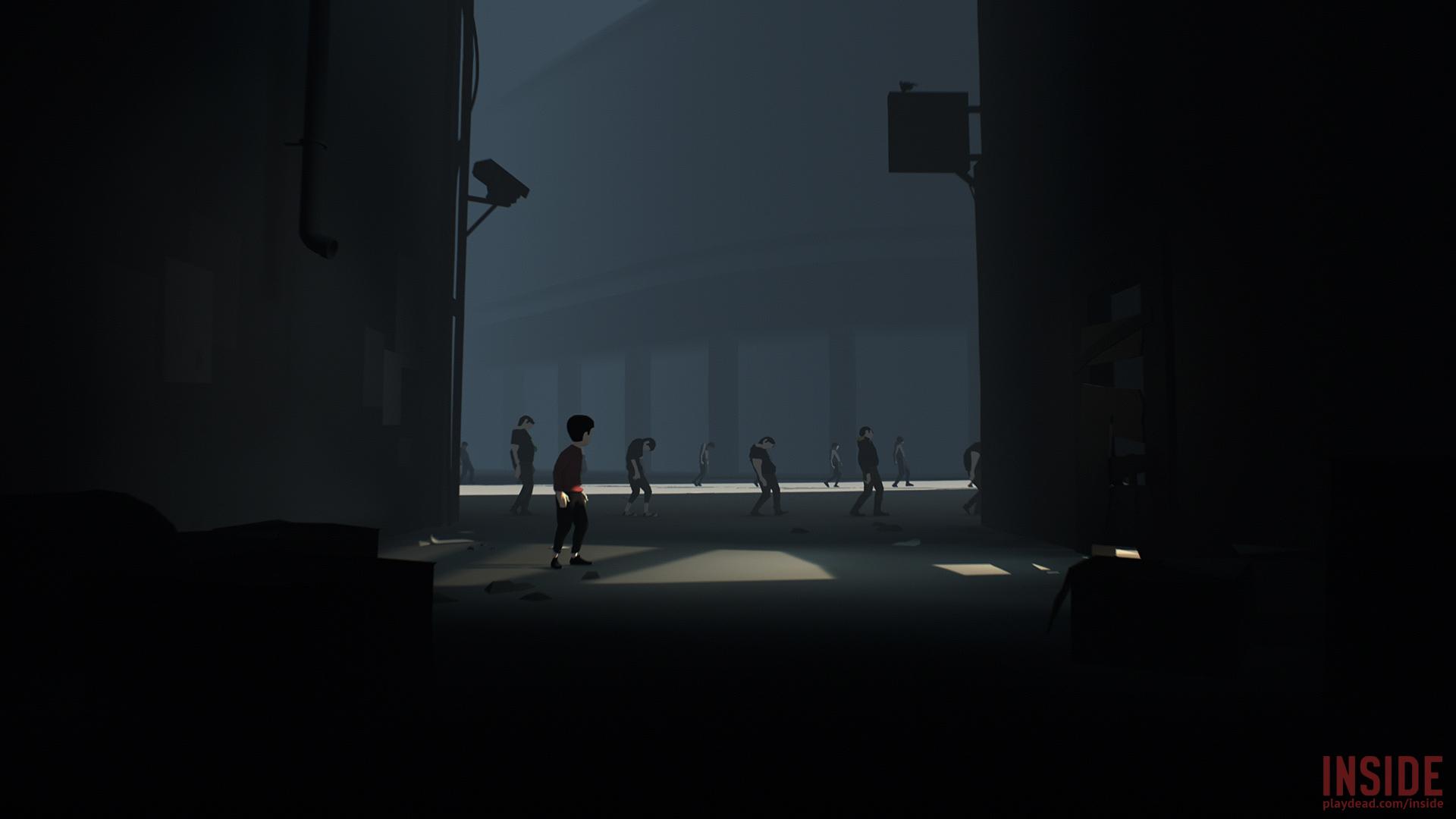 Inside Le Nouveau Jeu De Playdead Limbo Se Rappelle Au