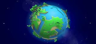 Colonisation de mini-planètes