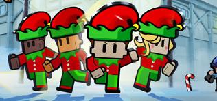 Une prison de Noël gratuite