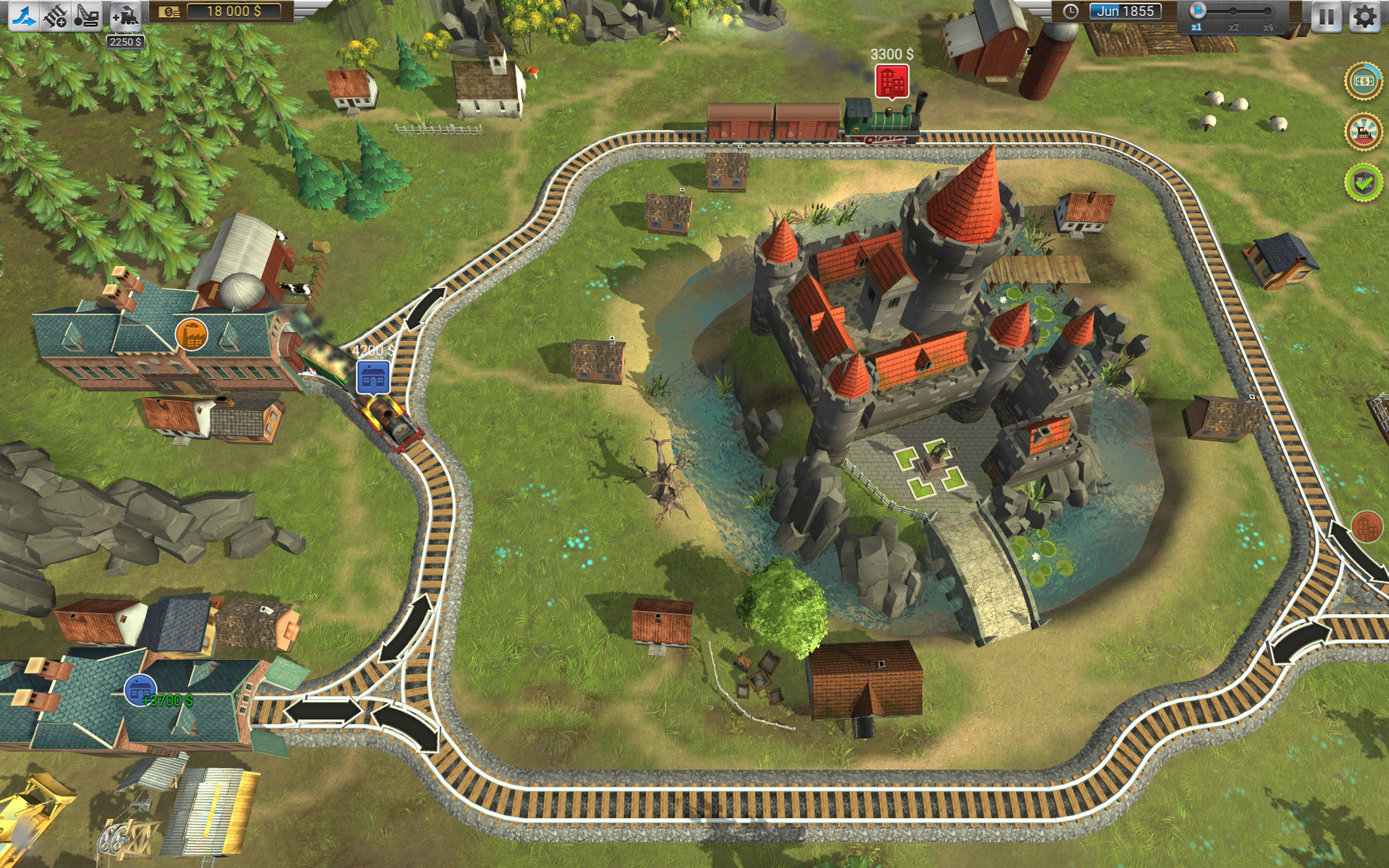 Railway Track Building Games Free Download