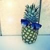 Portrait de l'ananas