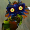 Portrait de Skull Kid